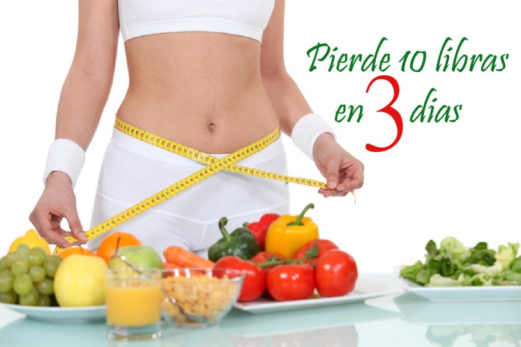 Dieta de los 13 dias para adelgazar
