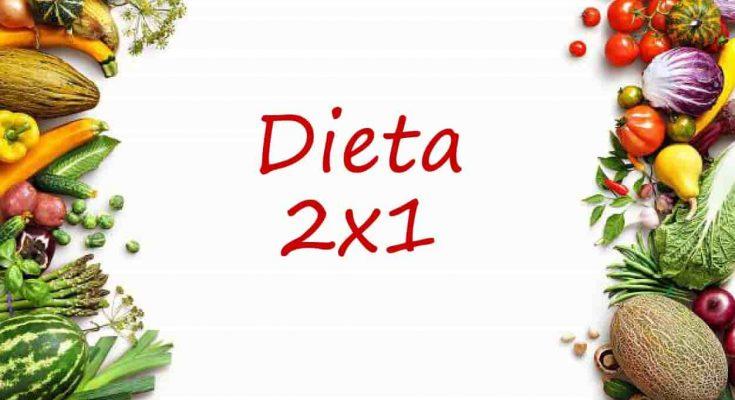 Dieta 2x1