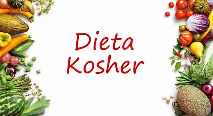la dieta kosher