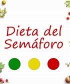 dieta del semaforo menu