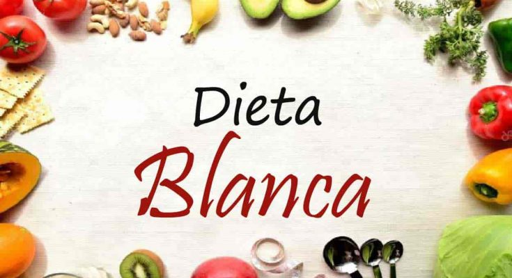 la dieta blanca