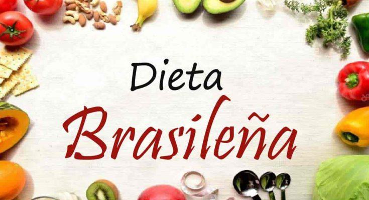 la dieta brasileña