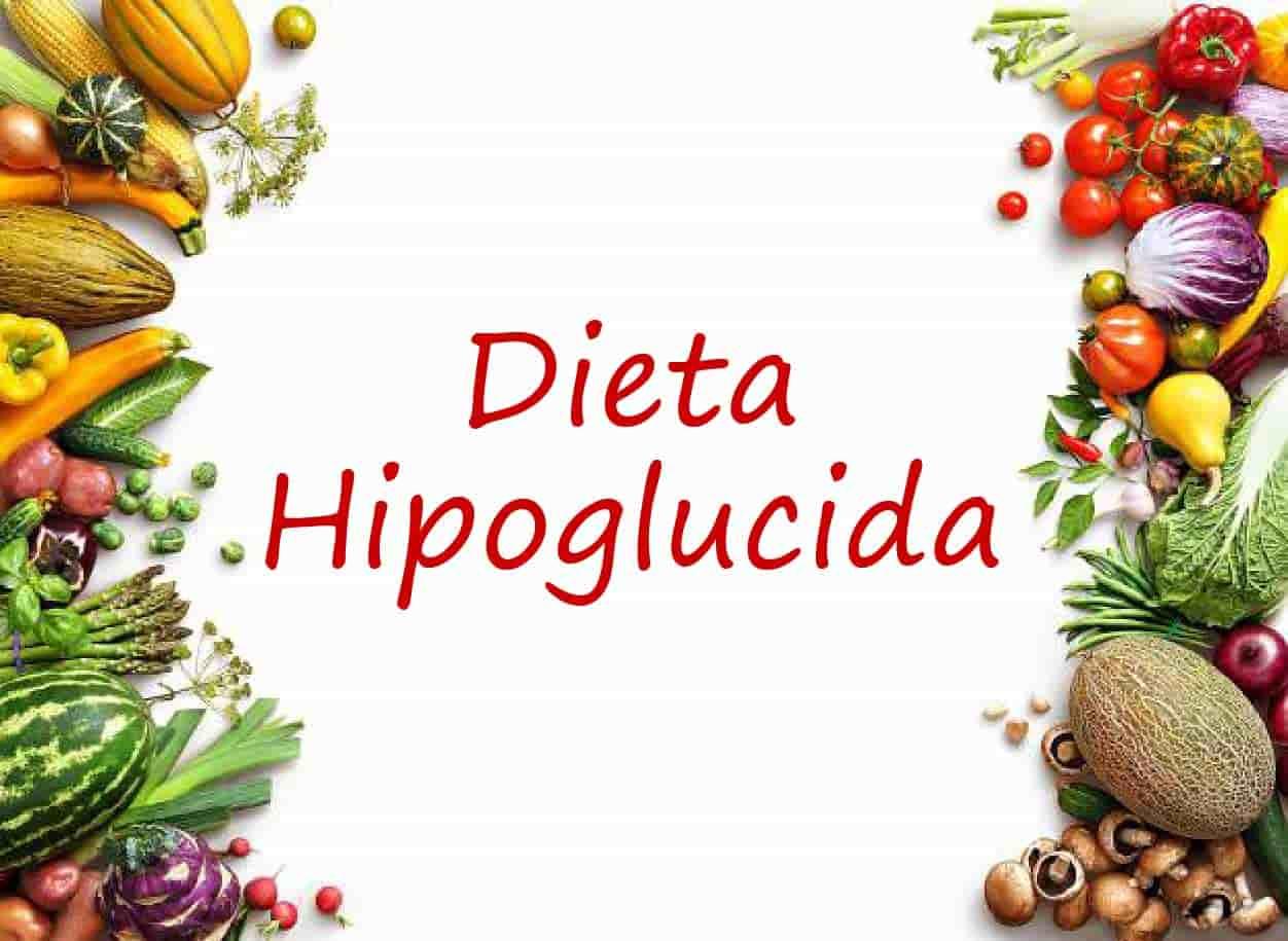 alimentos dieta hipoglucida