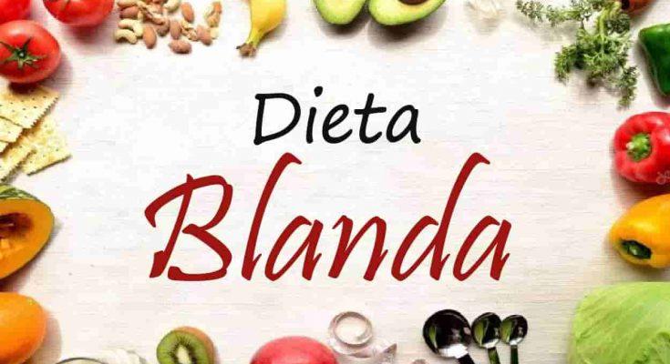 la dieta blanda