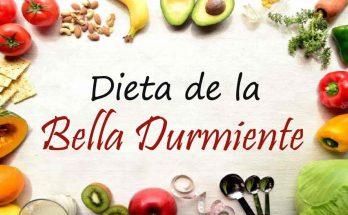 dieta de la bella durmiente o de la almohada