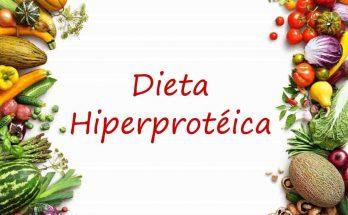 la dieta hiperproteica