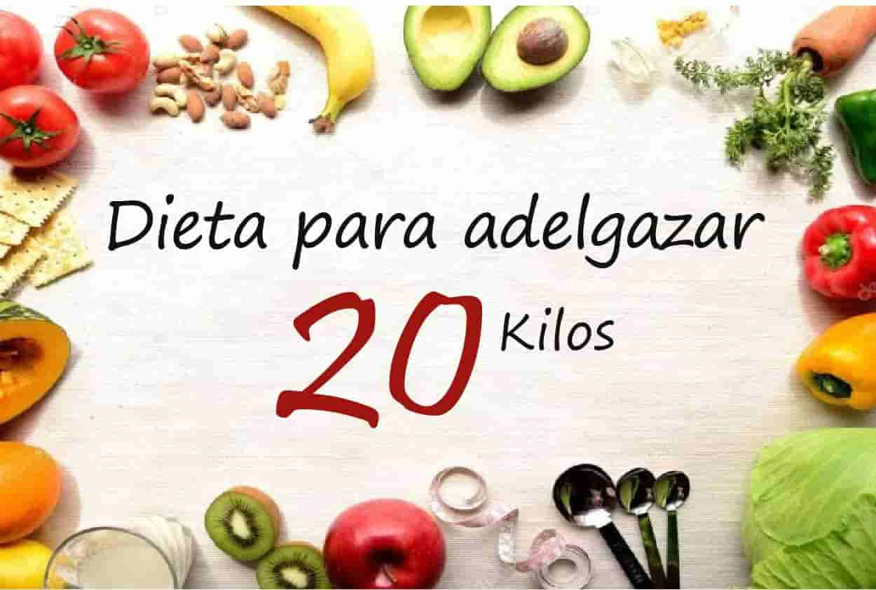 Dieta para adelgazar 20 kilos dieta 100 garantizada - Como bajar 15 kilos en un mes ...