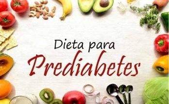dieta para prediabeticos