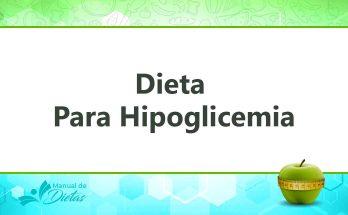 la dieta para hipoglicemia